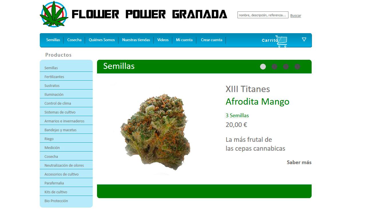 Flower power Granada