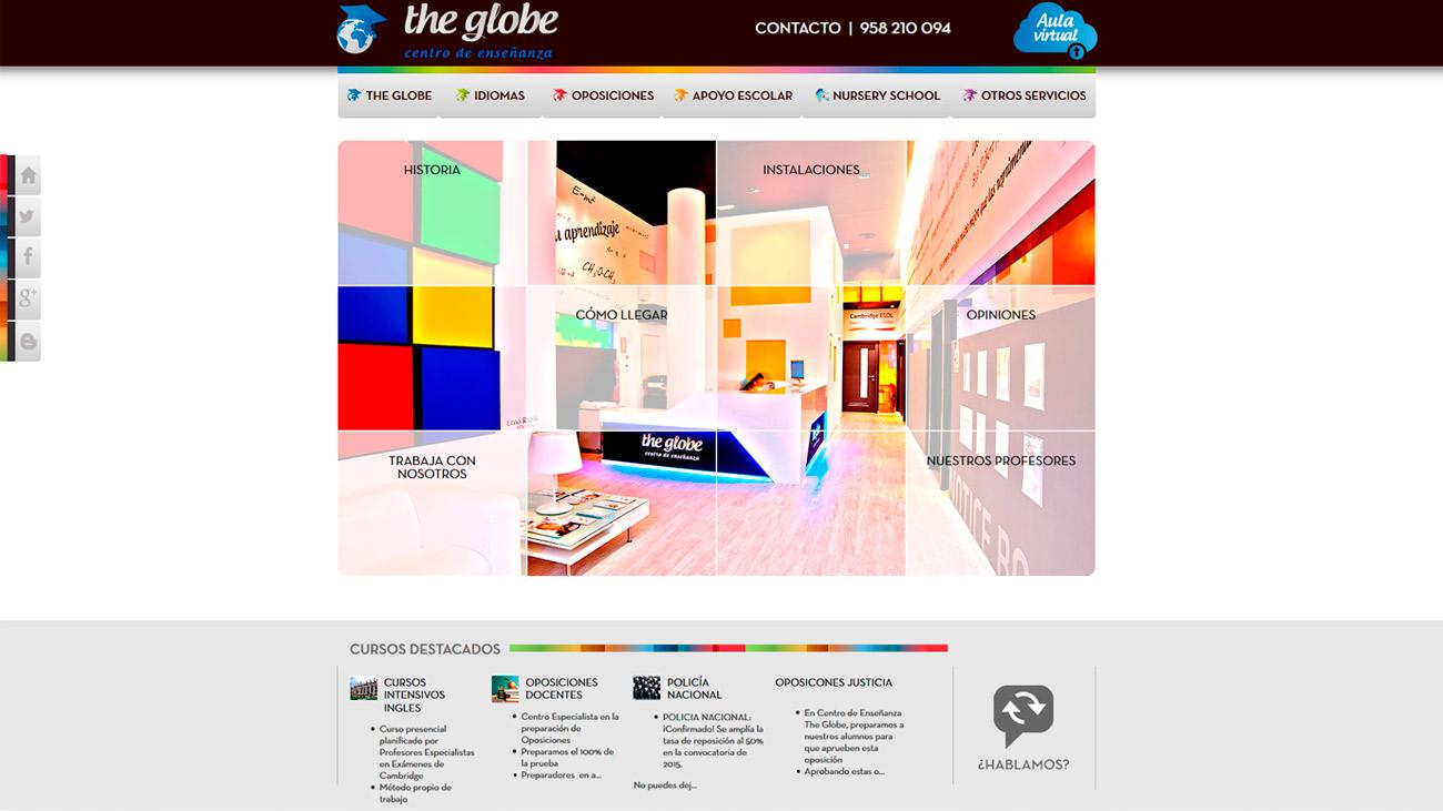 the globe servicios