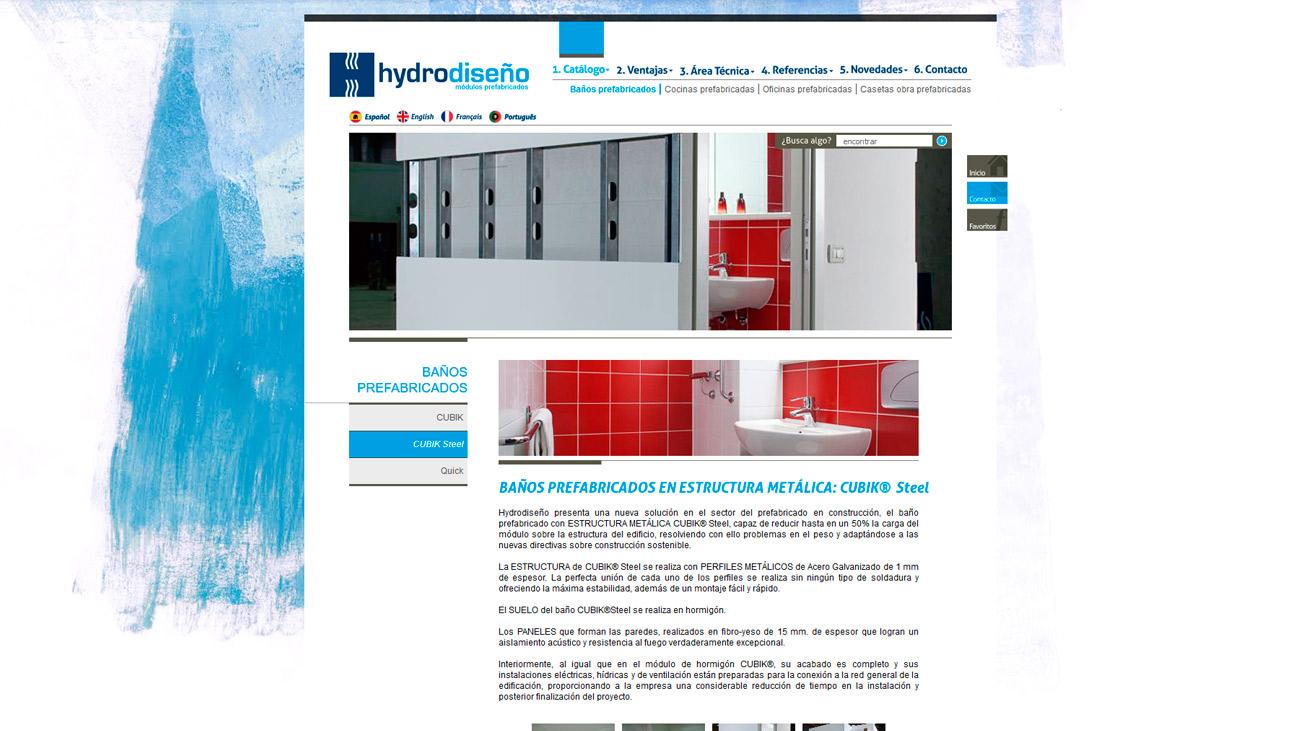hydrodiseño servicios